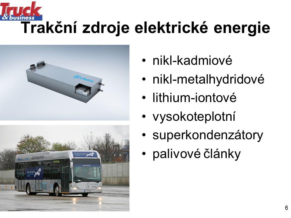 12.5.20117 Uspořádání pohonných řetězců