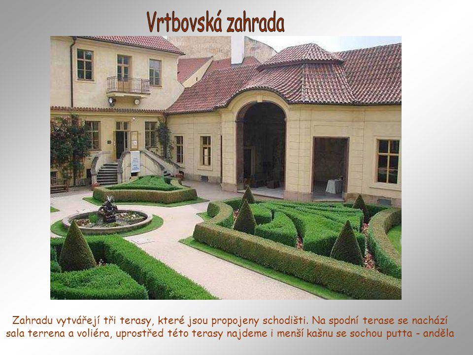 Při obnově Velké Pálffyovské zahrady byl plně respektován barokní koncept. Byly použity veškeré dochované součásti. Úprava parteru respektovala princi