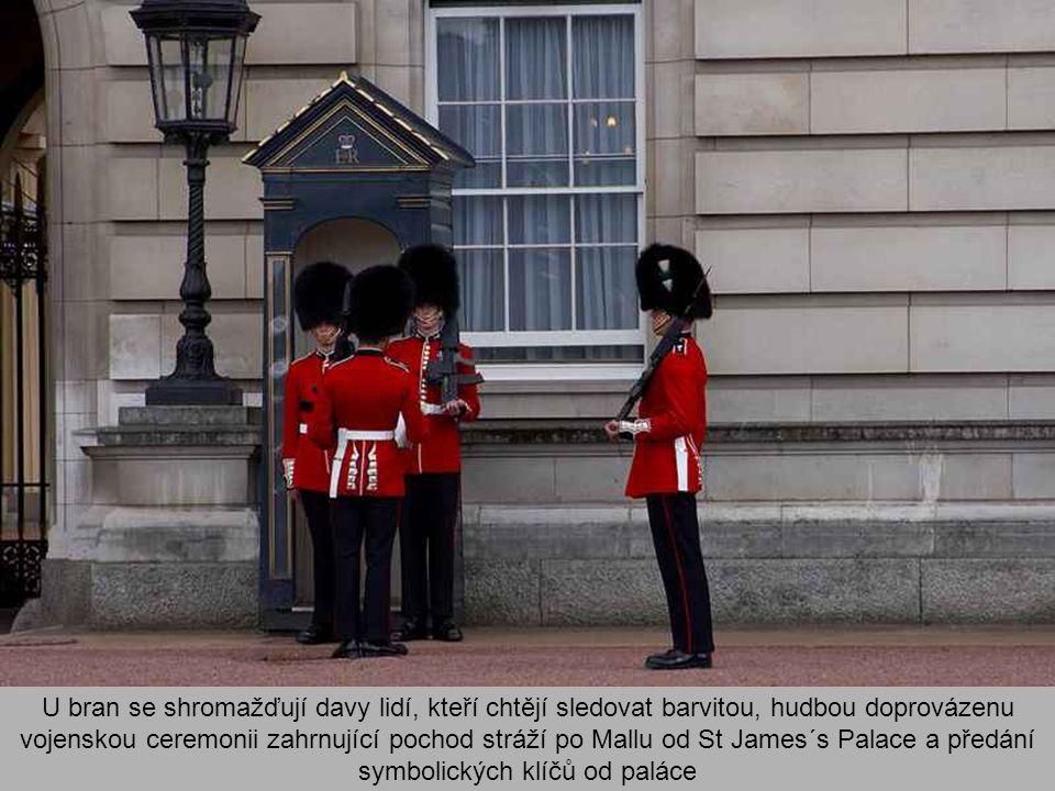 Jsou elitní jednotky britské armády a jen ti nejlepší mají možnost být vybráni k této službě