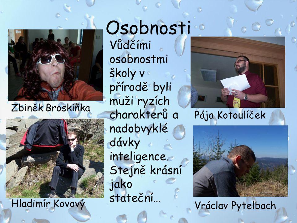 Škola v přírodě Horní Lipová 20. - 24. 4. 2009