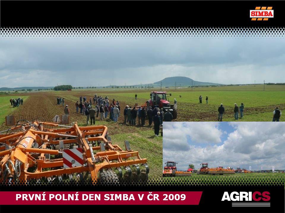 PRVNÍ POLNÍ DEN SIMBA V ČR 2009