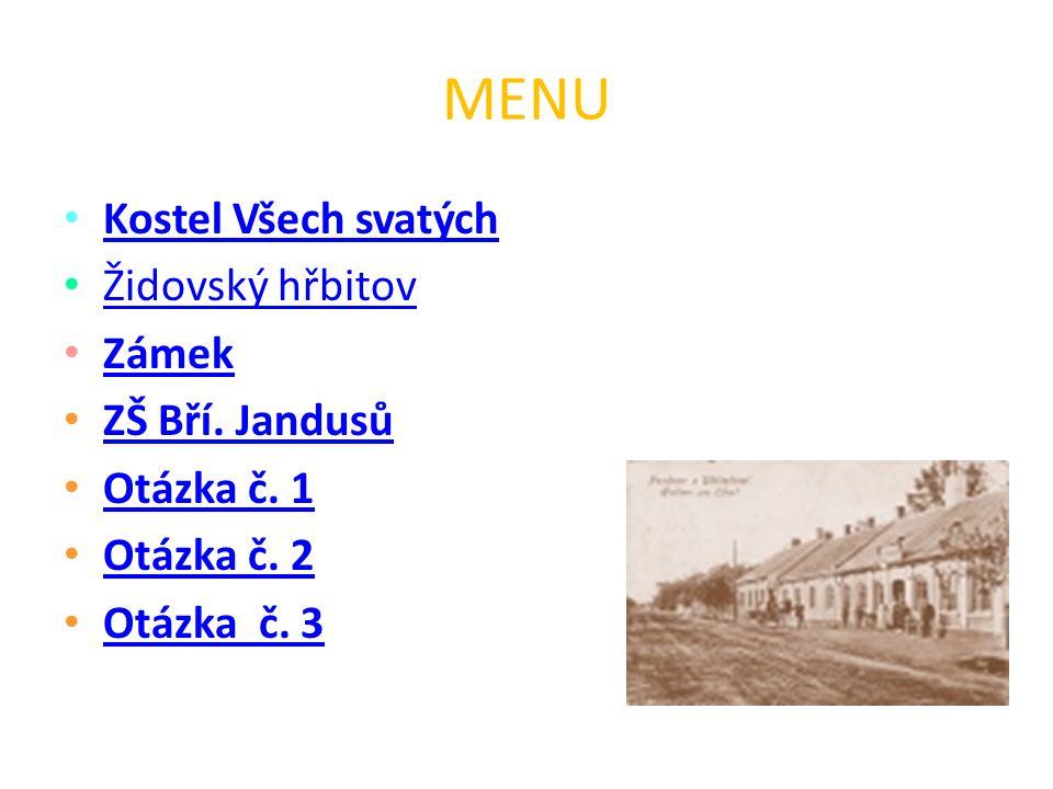 Krátká historie Základní škola nám.Bří Jandusů má mnoholetou tradici.