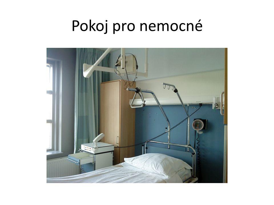 Pokoj pro nemocné