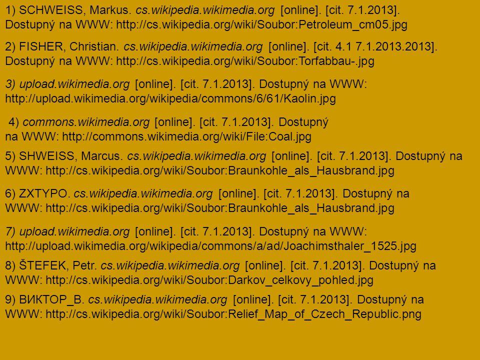 1) SCHWEISS, Markus.cs.wikipedia.wikimedia.org [online].