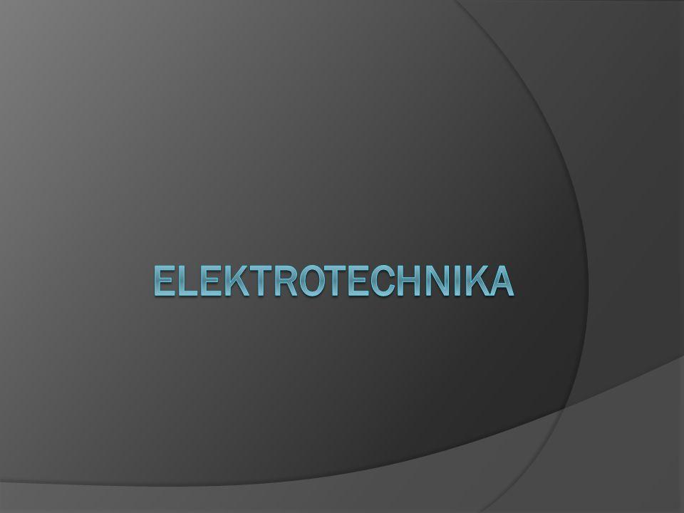  Výzkum a aplikace elektrické a elektromagnetické energie  Silnoproudá a slaboproudá  Typická pro vyspělé země (kvalifikovaná pracovní síla)  Odvětví: elektronika, robotika, telekomunikace atd.