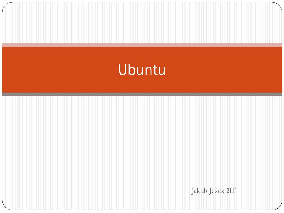 Co je Ubuntu.