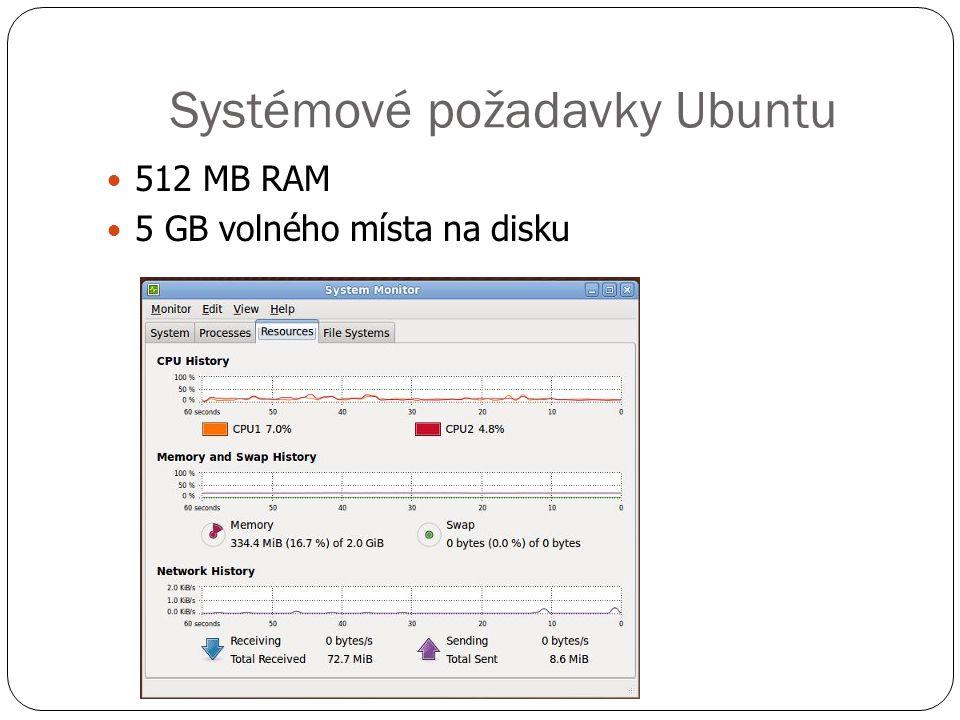 Nové verze Ubuntu  Nové vydání Ubuntu je každých 6 měsíců tj.