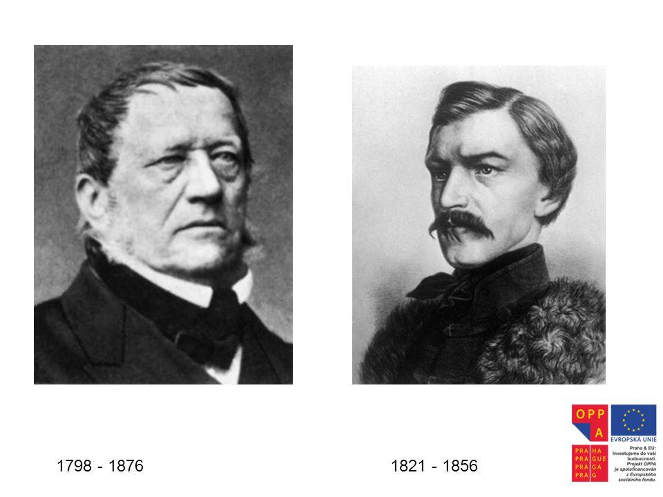 1798 - 18761821 - 1856