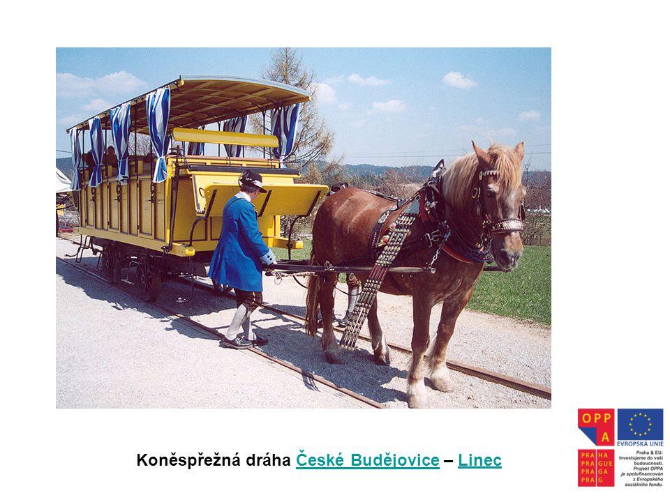 Koněspřežná dráha České Budějovice – LinecČeské BudějoviceLinec