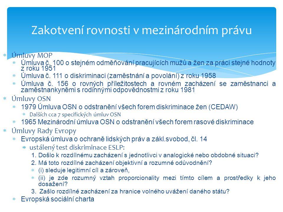  Základ v primárním právu – čl.