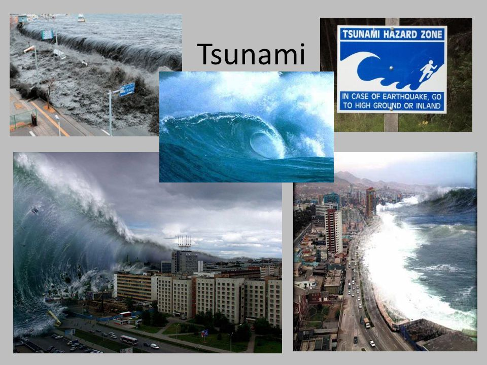 Vlna tsunami vyvolaná ničivým zemětřesením, které 11.