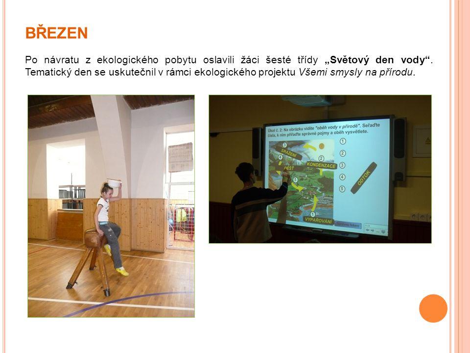 DUBEN Po zimní sérii interaktivních školení pedagogů ZŠ Třebařov v oblasti EVVO následoval třídenní pobytový program v ekologickém centru SEVER – Rýchory v Horním Maršově.