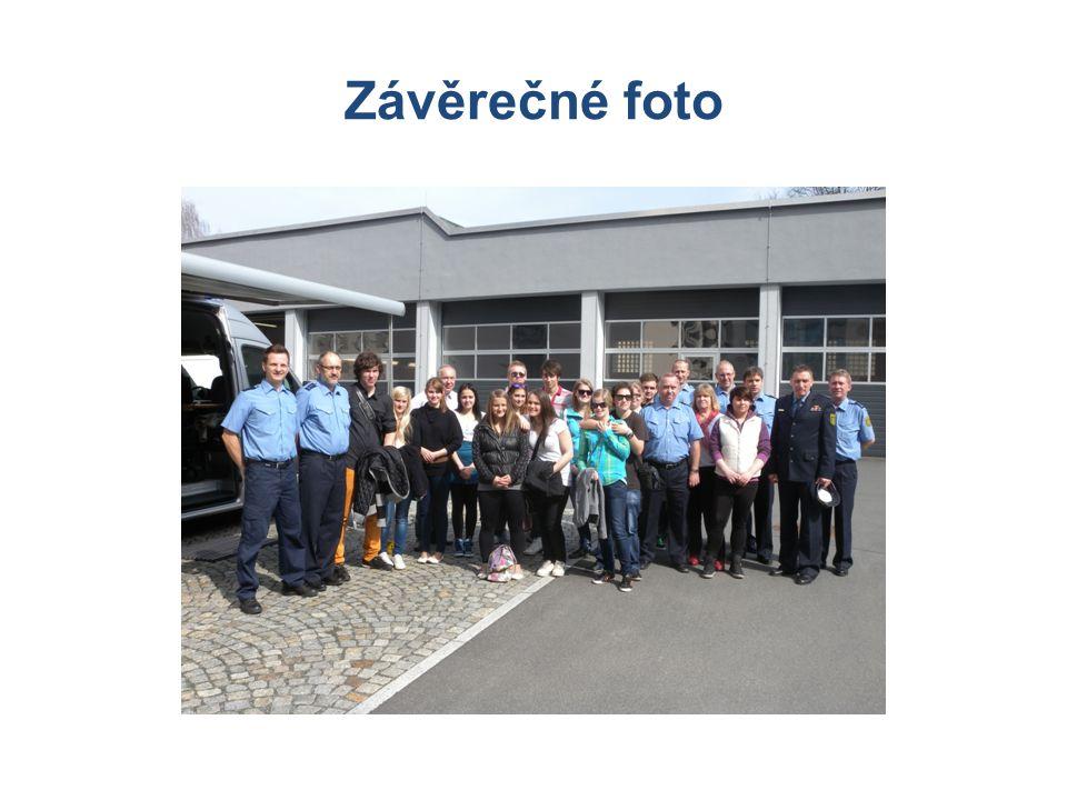 Přednášky představitelů české a saské policie