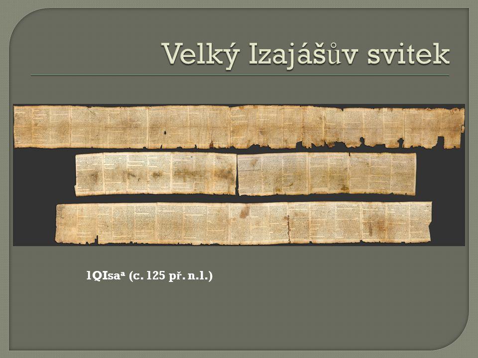 1QIsa a (c. 125 p ř. n.l.)