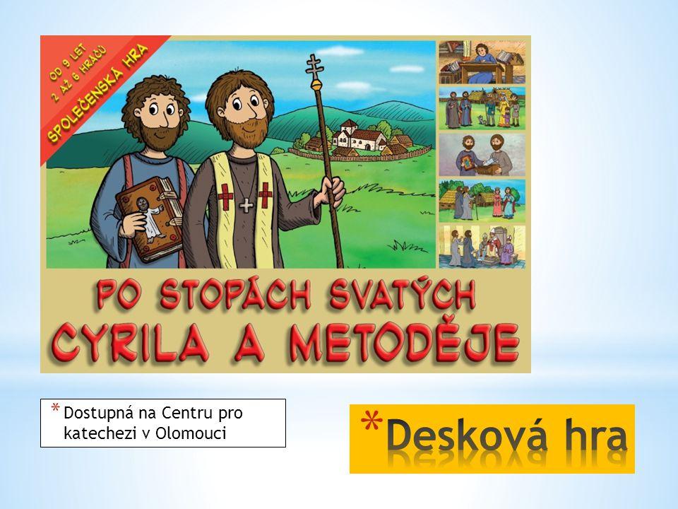 * Dostupná na Centru pro katechezi v Olomouci