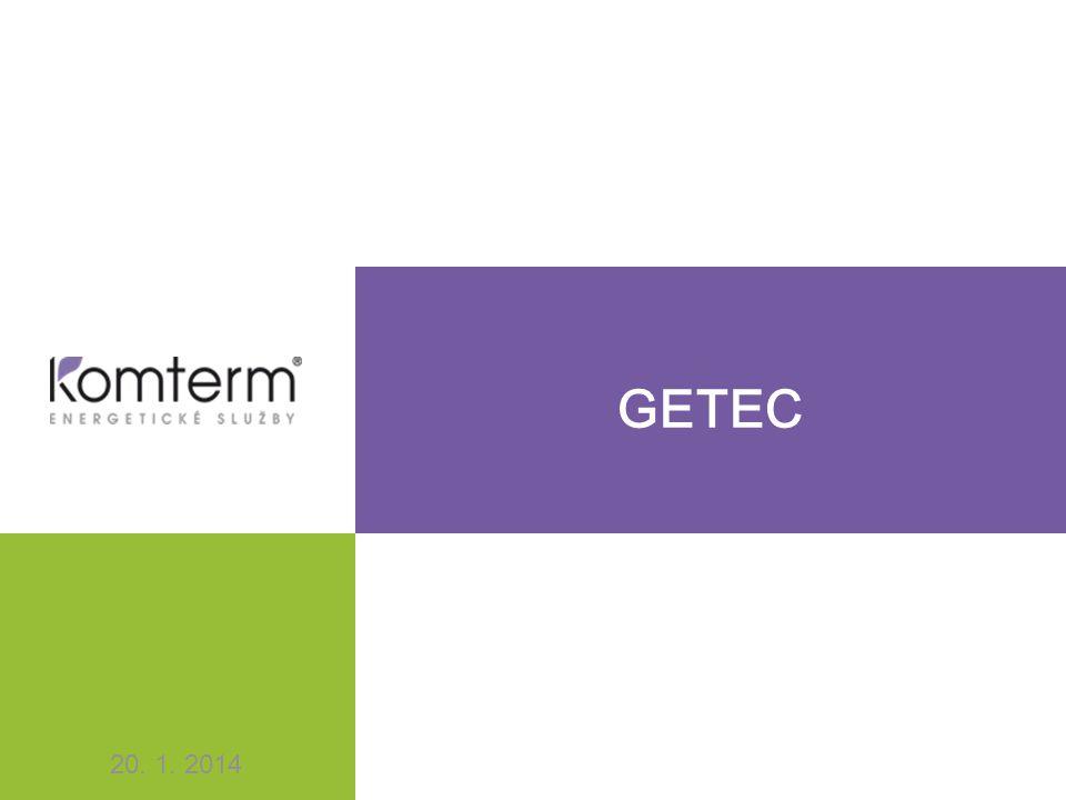 20. 1. 2014 GETEC
