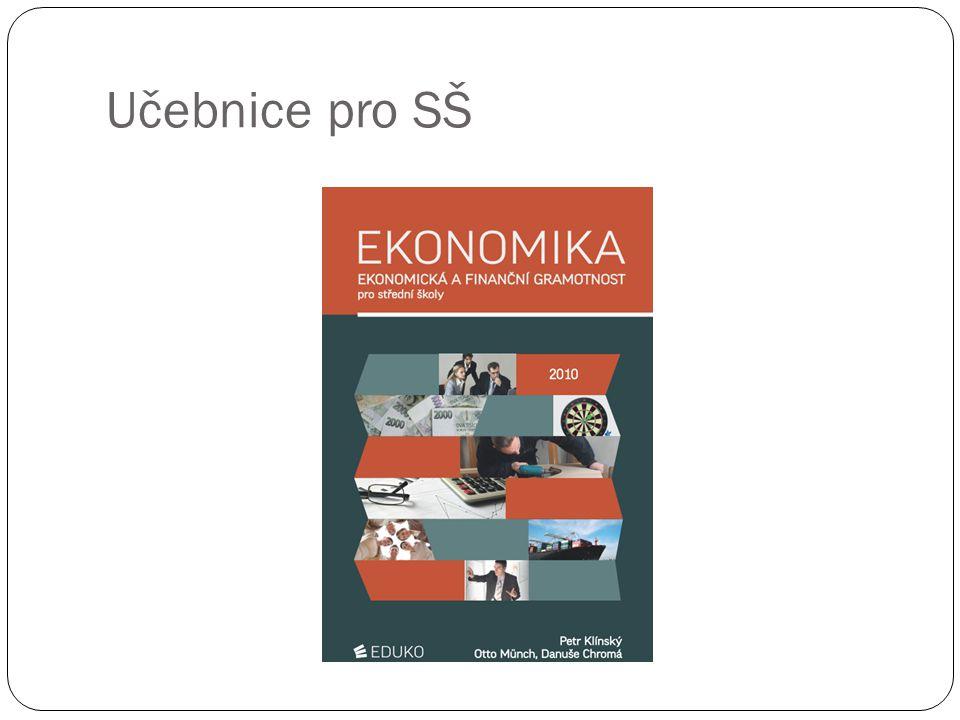 Učebnice pro SŠ