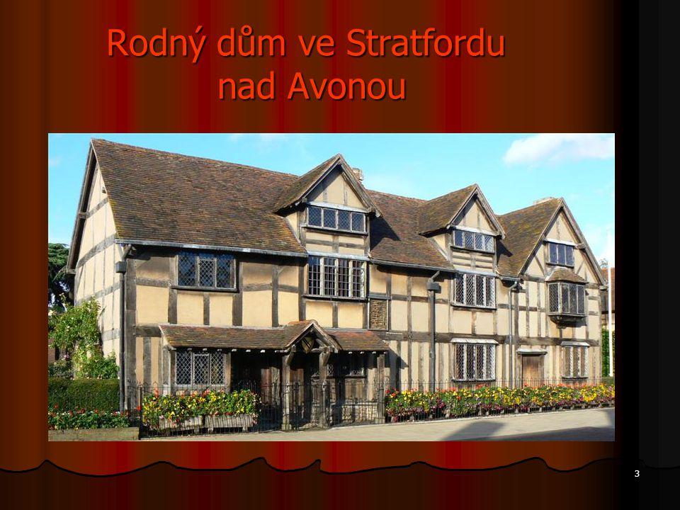 Rodný dům ve Stratfordu nad Avonou 3