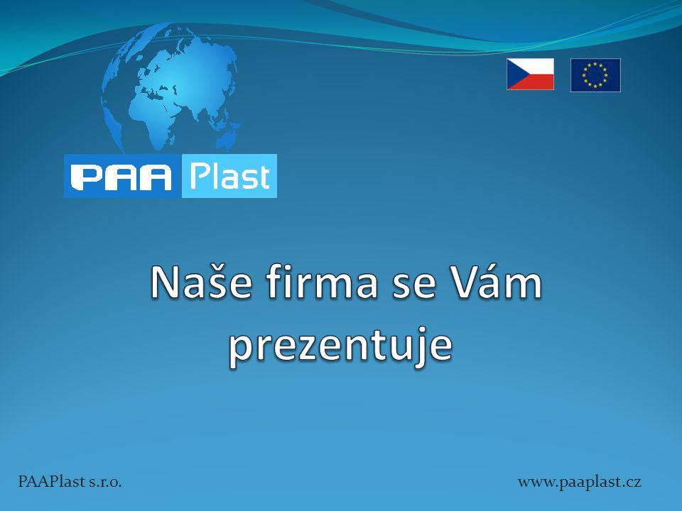 PAAPlast s.r.o. www.paaplast.cz