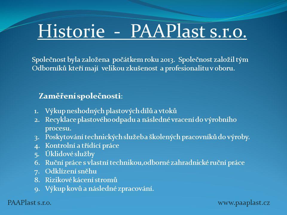 PAAPlast s.r.o.