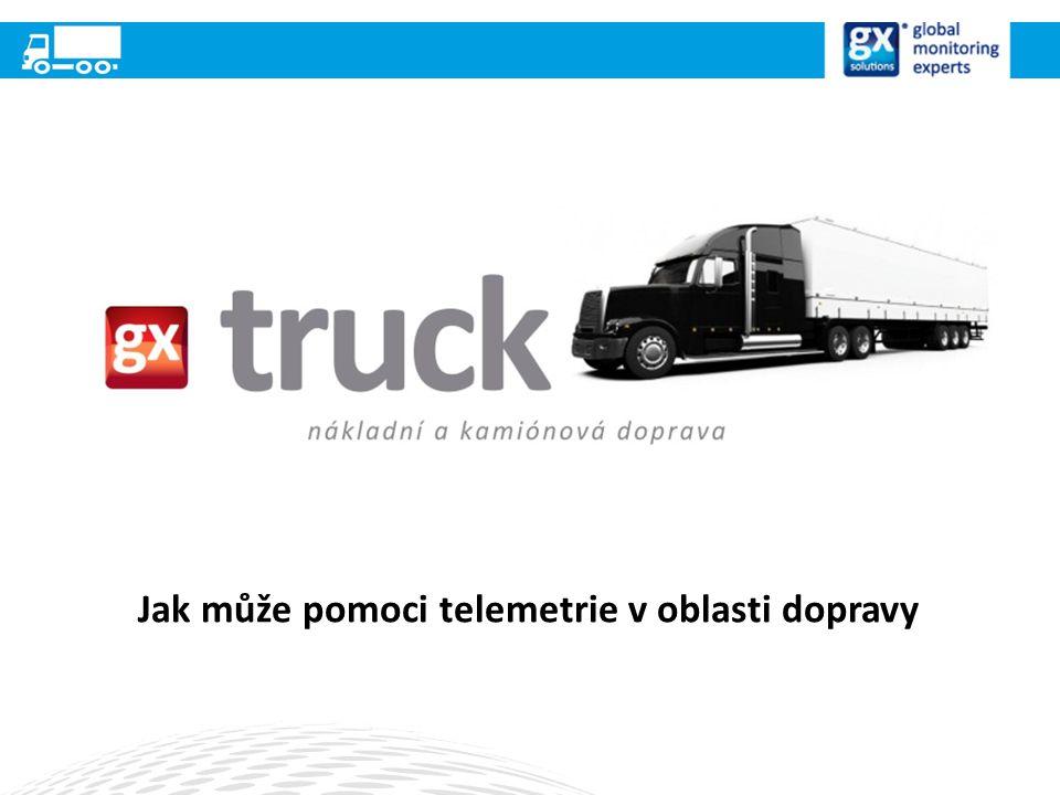 Jak může pomoci telemetrie v oblasti dopravy
