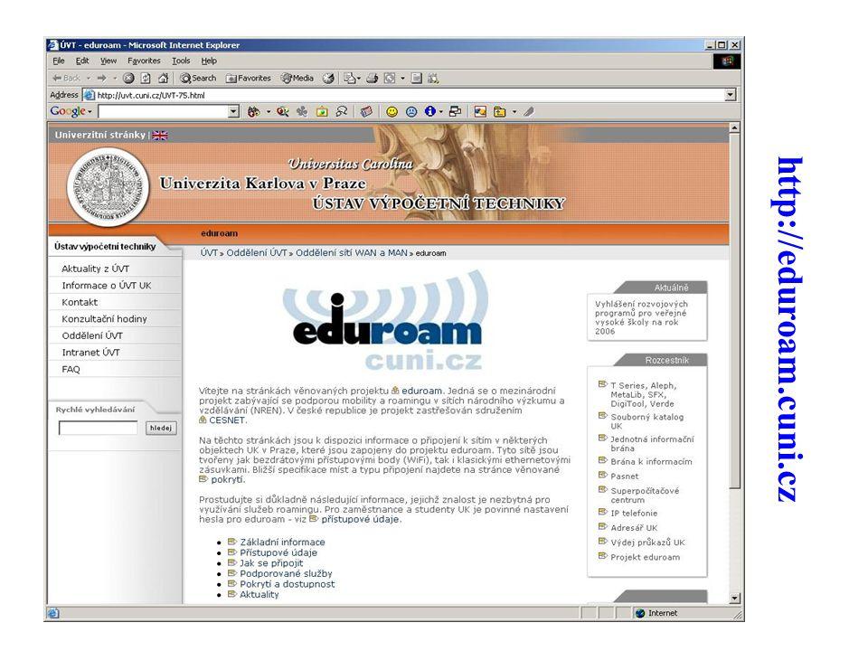 http ://user.eduroam.cuni.cz