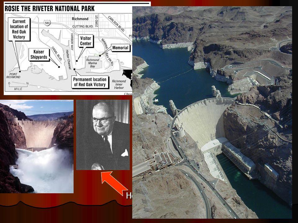 1 Henry Kaiser, Hoover Dam