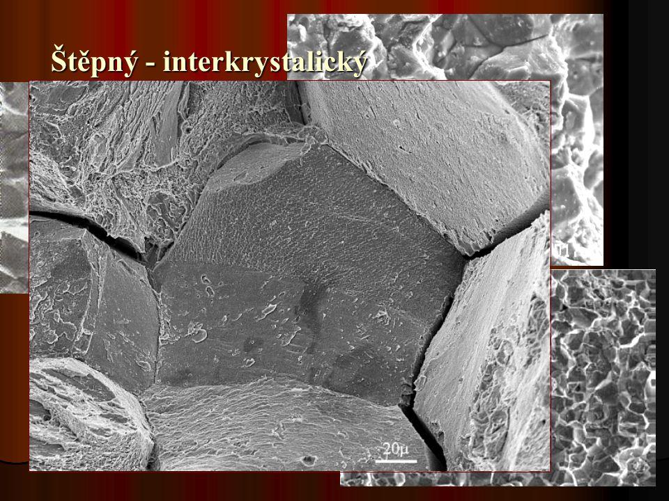 15 Štěpný - interkrystalický