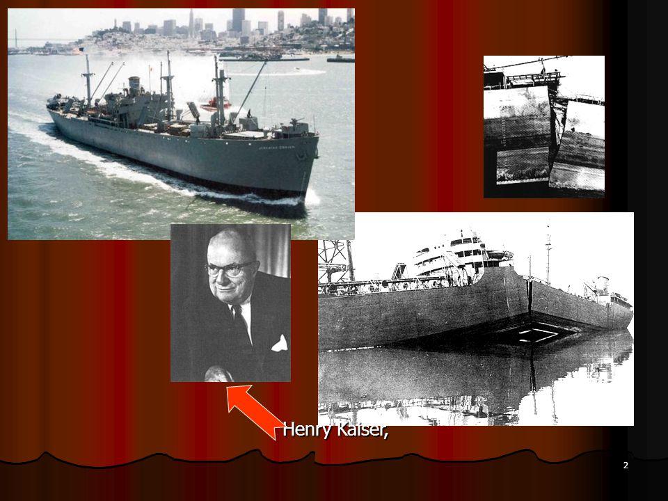 2 Henry Kaiser,