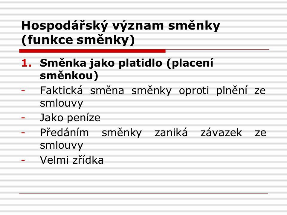 Jazyková jednotnost -Jakýkoliv existující jazyk, ale vše v něm, nemusí být jen čeština -Nelze do formuláře předtištěného v JČ doplnit text v JA -Byť jen jediná podstatná náležitost S v jazyce odlišném od zbytku - neplatnost