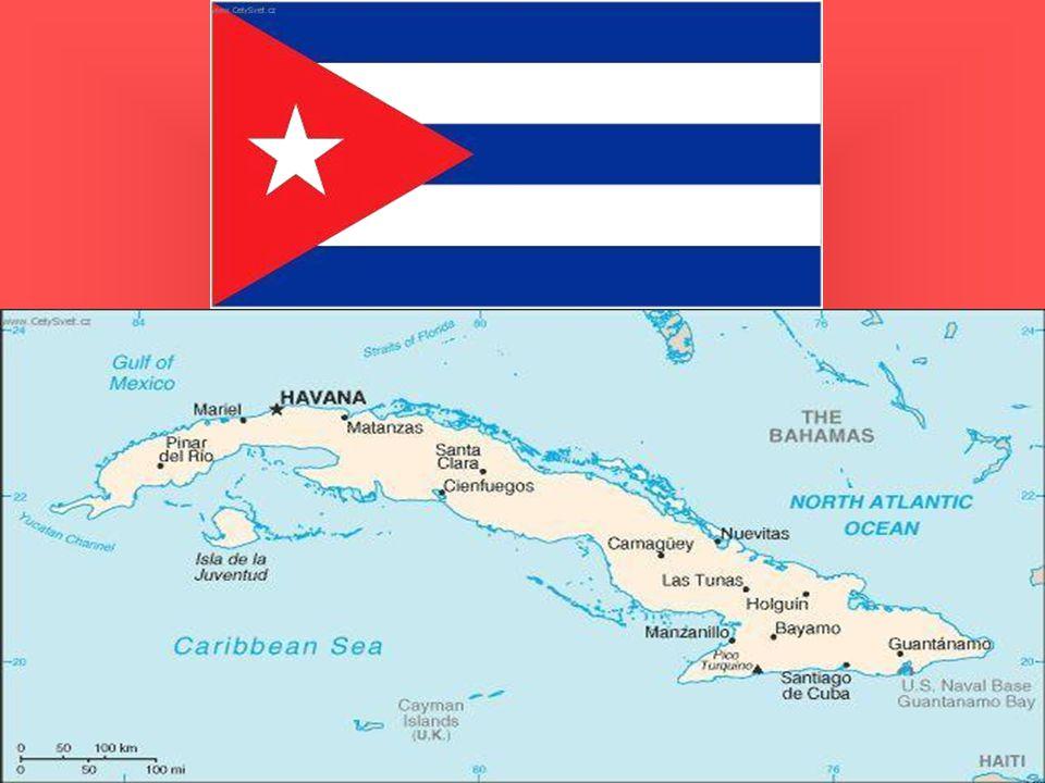 1959 -vítězství revolucionářů v partizánské válce -svržení diktatury -Fidel Castro Ruz kubánským předsedou vlády -přeměna Kuby v komunistický stát