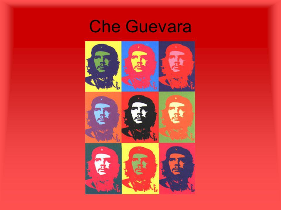 Dr.Ernesto Rafael Guevara de la Serna (oficiálně 14.