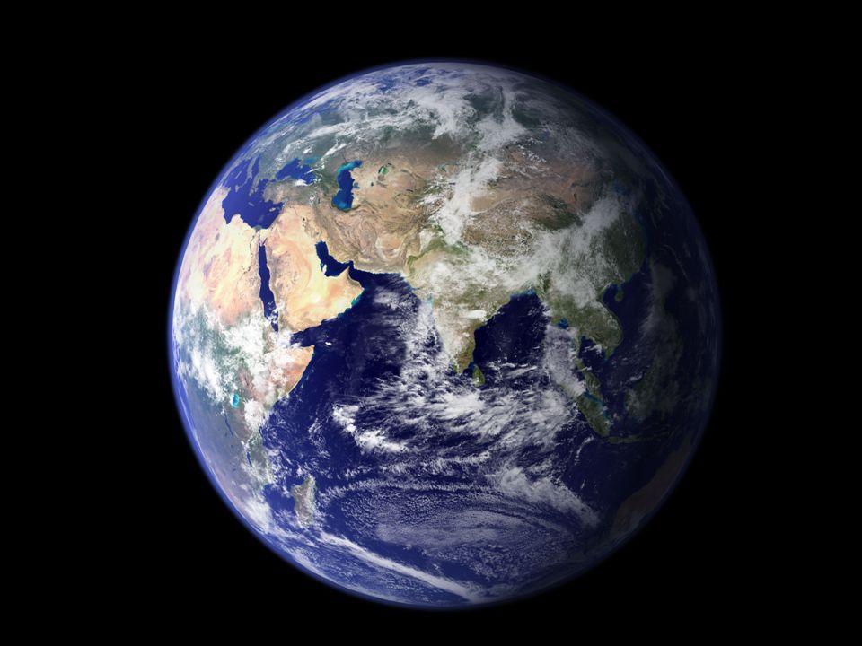 Jaký vliv má tvar Země na množství přijímané sluneční energie.