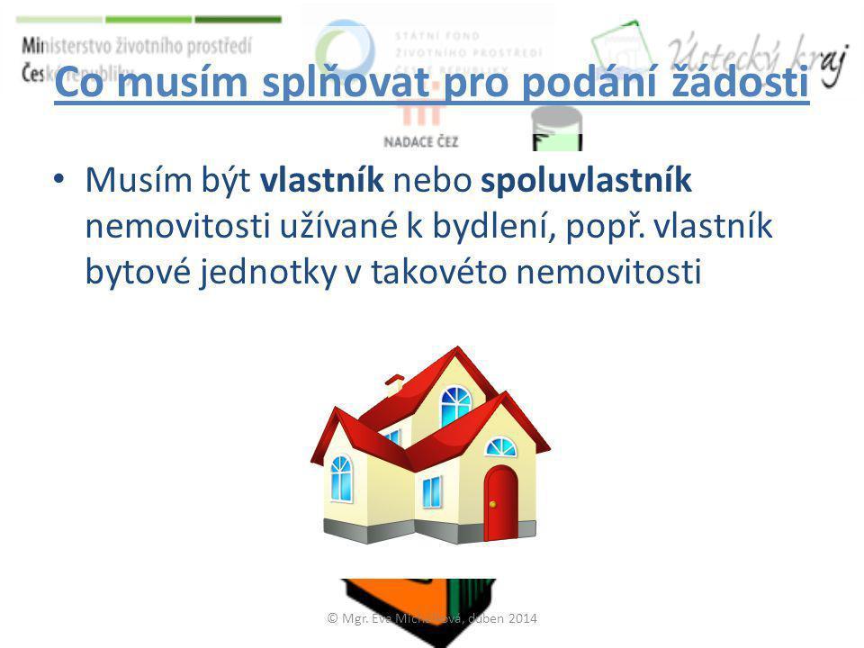 Nemovitost užívaná k bydlení RODINNÝ DŮM • Rodinný dům je dále blíže definovaný v § 2 písm.