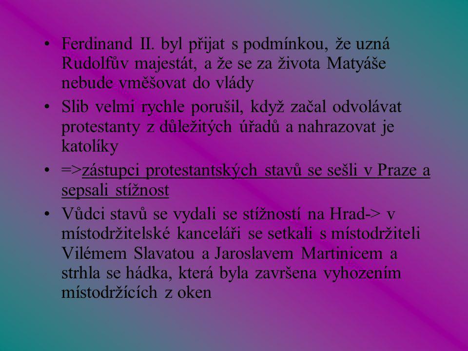 •Ferdinand II.