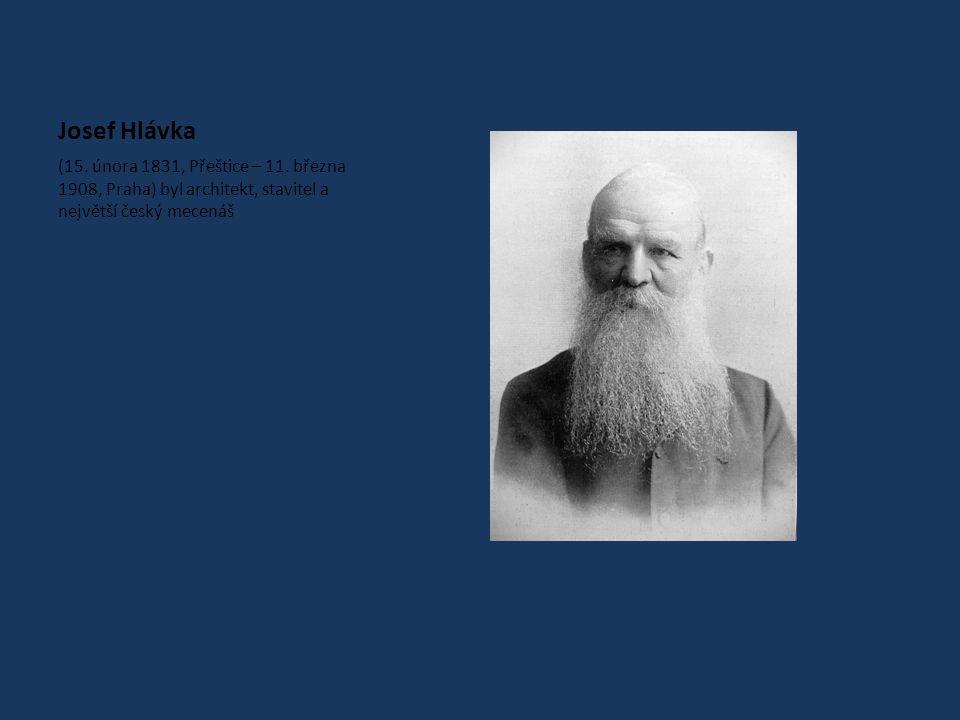 Josef Zítek (4. dubna 1832 Praha – 2. srpna 1909 Praha) byl český architekt