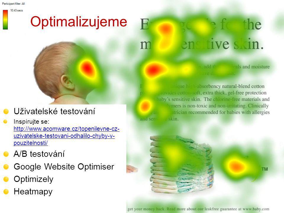 29.3.201212Marketingové plánování Uživatelské testování Inspirujte se: http://www.acomware.cz/topenilevne-cz- uzivatelske-testovani-odhalilo-chyby-v-