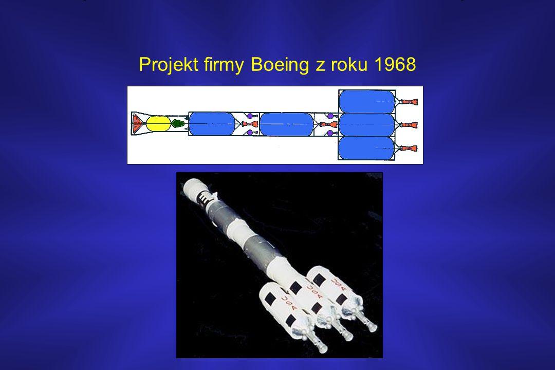 Projekt firmy Boeing z roku 1968