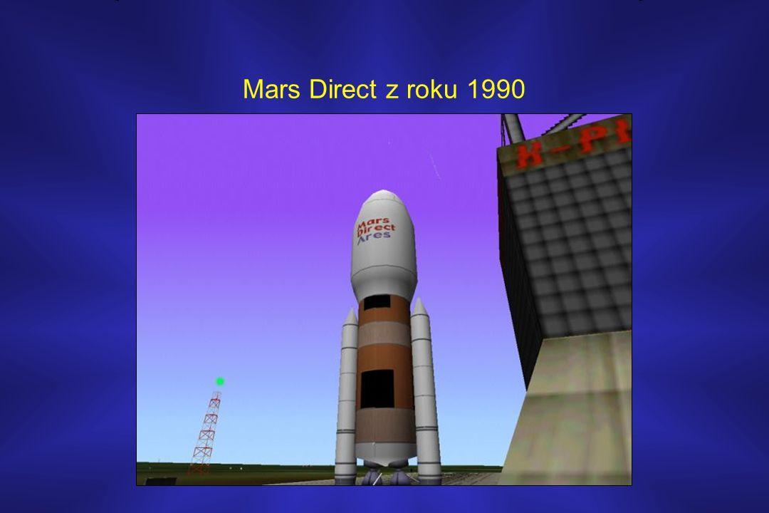 Mars Direct z roku 1990
