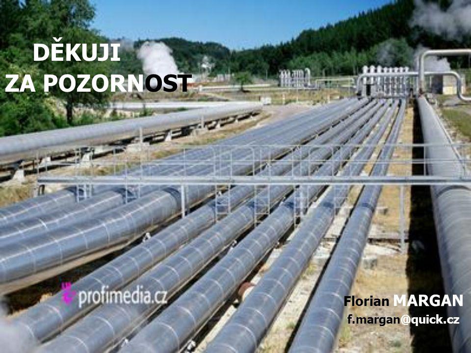 DĚKUJI ZA POZORNOST Florian MARGAN f.margan@quick.cz
