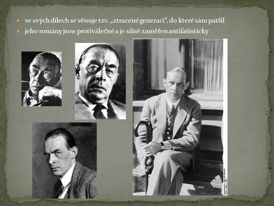 Erich Maria Remarque, přeložil František Gel, doslov napsal Jiří Marek, vydalo nakladatelství Odeon, nakladatelství krásné literatury a umění, n.