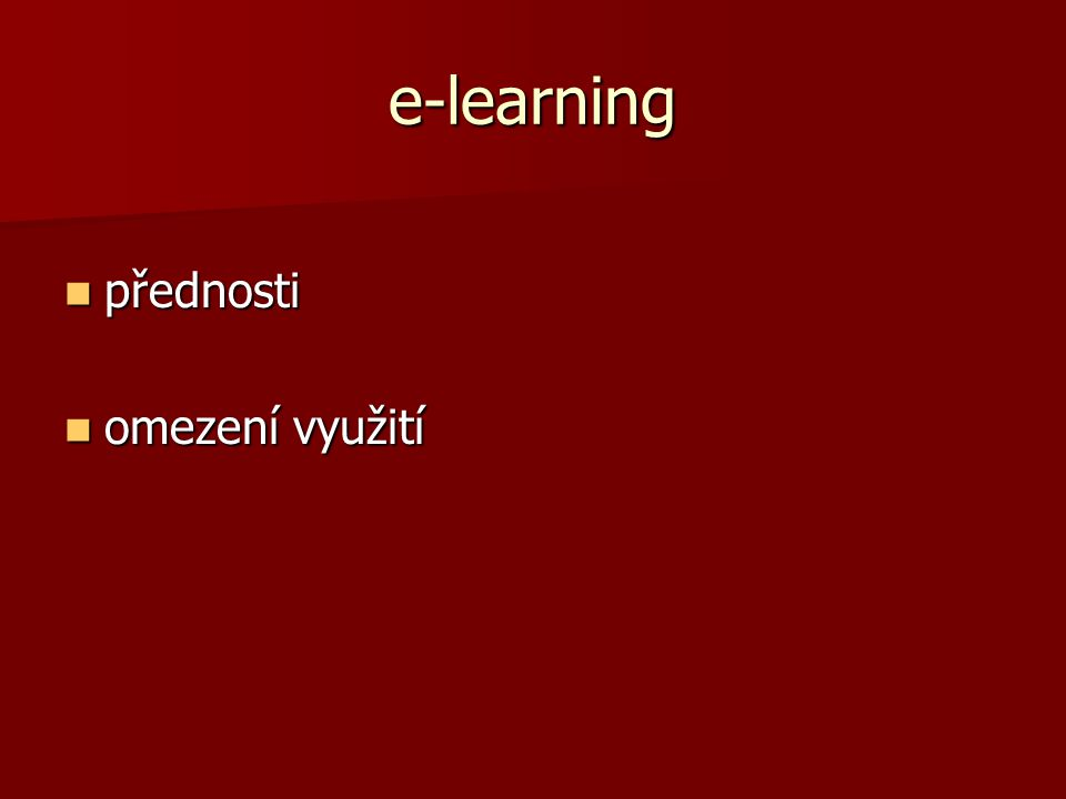 e-learning na FES  eDoceo, firma Trask solutions  program Autor