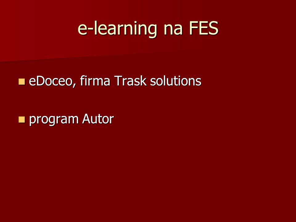 e-learning na FES  Vývoj veřejné správy od PhDr.Miloše Charbuského, CSc.