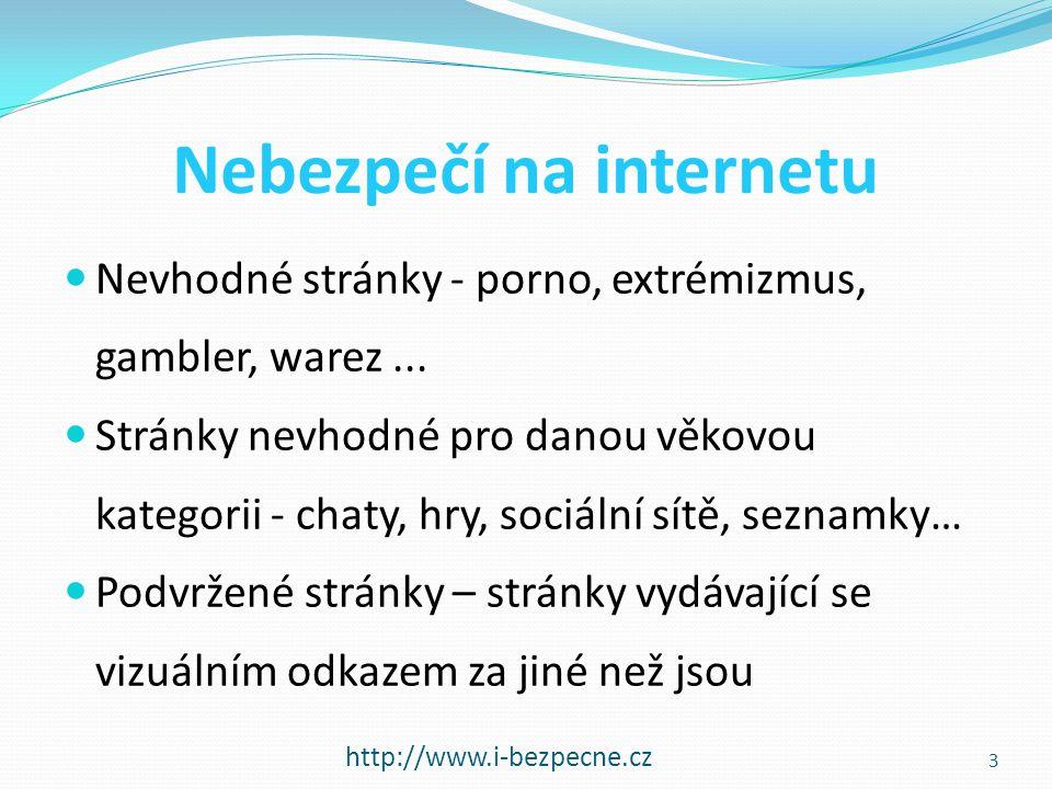 Prostor pro Vaše dotazy http://www.i-bezpecne.cz 14