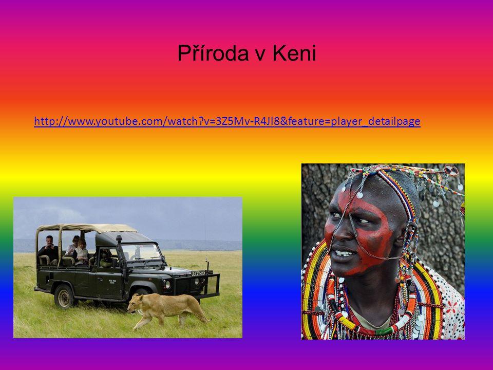 Příroda v Keni http://www.youtube.com/watch?v=3Z5Mv-R4Jl8&feature=player_detailpage