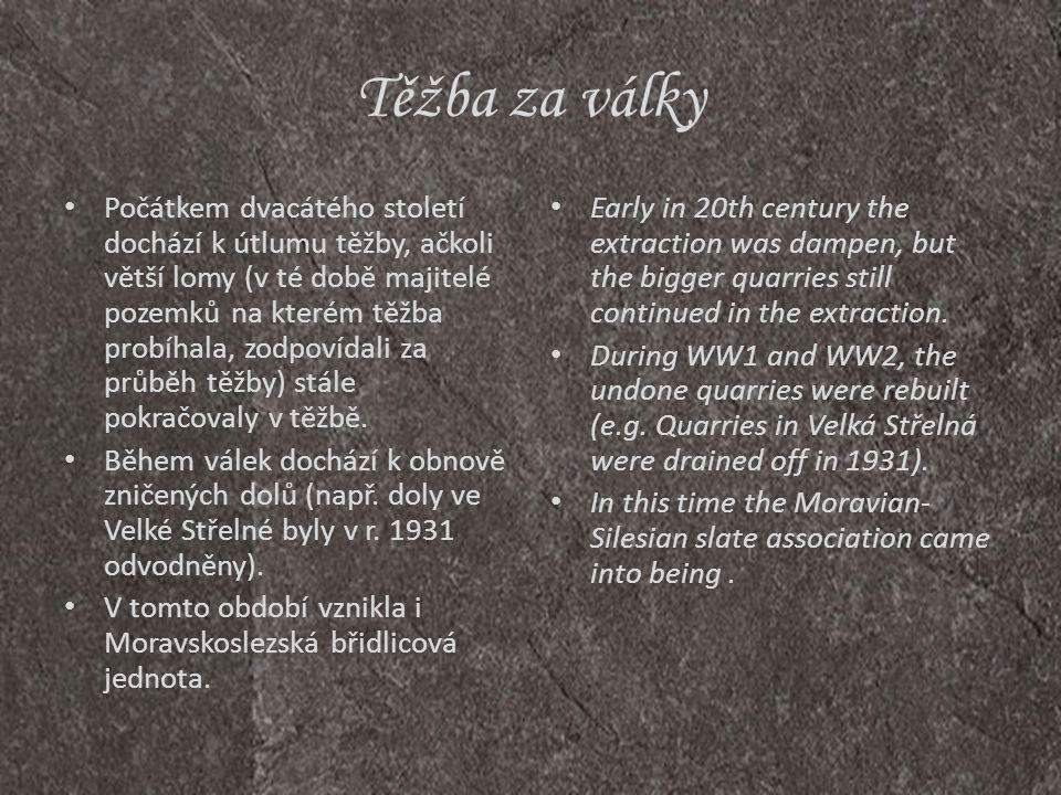 Břidlicová stezka • Je to rozšířená přírodní expozice Muzea břidlice v Budišova nad Budišovkou.