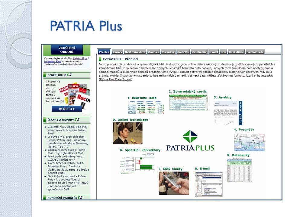 PATRIA Plus