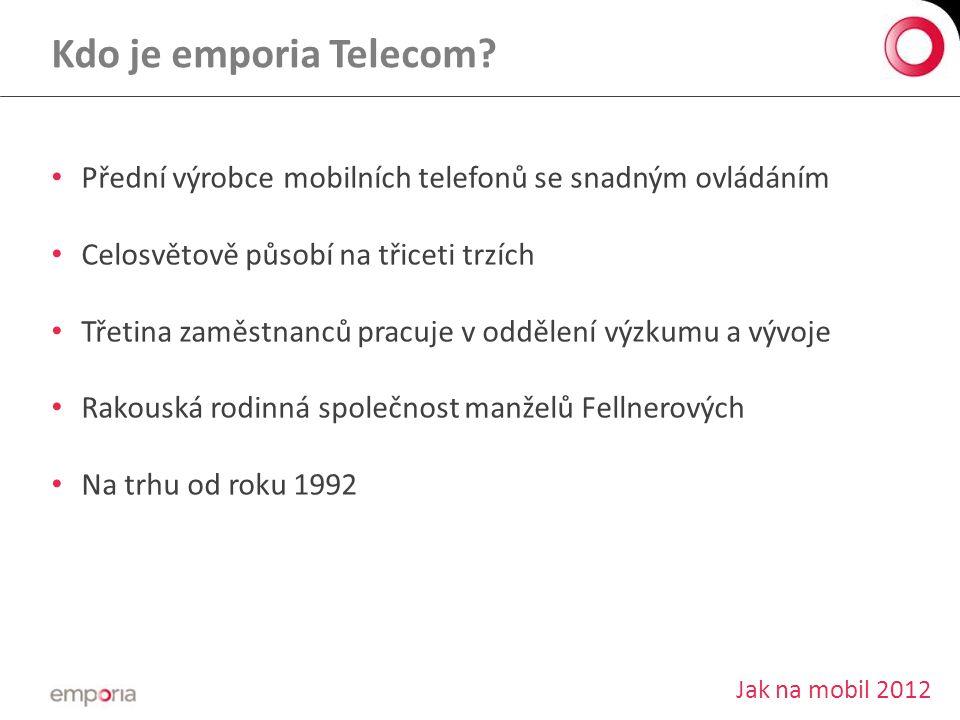 Kdo je emporia Telecom.