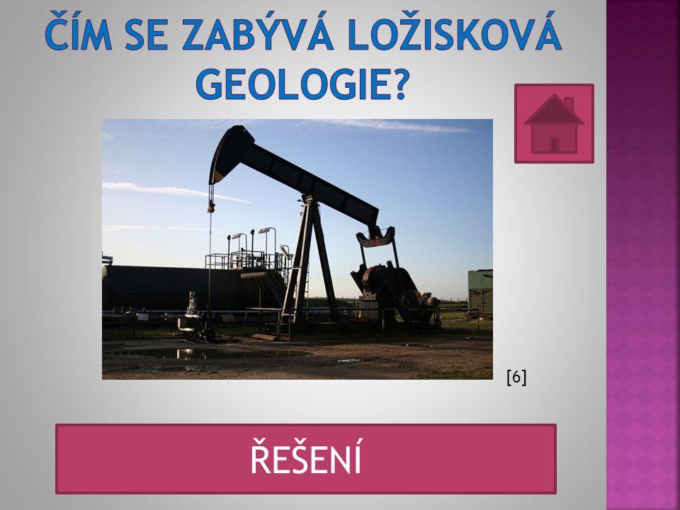 [6] Zabývá se vyhledáváním a využitím ložisek nerostných surovin, například ložisek zlata, soli, uhlí, ropy, železných rud.