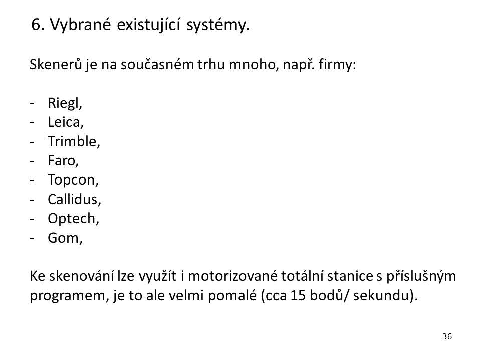 37 Speciální systémy: 6. Vybrané existující systémy. Callidus CT 900